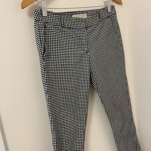 Michael Kors Trousers. Tapered with zipper, size 2